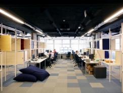 克罗地亚SPAN办公空间设计
