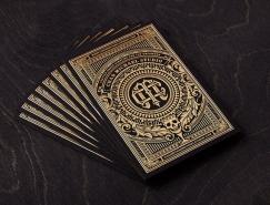 30款时尚前卫的名片和商业卡片设计