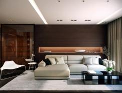 圣彼得堡精致简约的108平米公寓澳门金沙网址