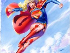 Mike Mayhew超级英雄漫画人物插画欣赏