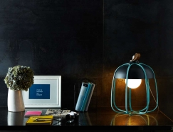 Tommaso Caldera复古风的Tull吊灯