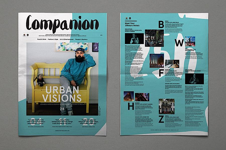 Companion杂志版式设计欣赏(2)proteus绘制不能