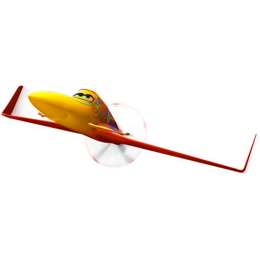 飞机总动员卡通角色png图标素材