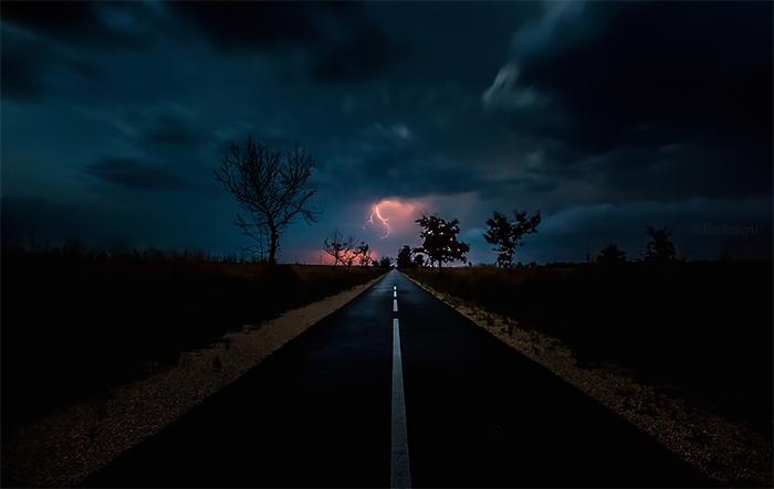 Alban Henderyckx壮观大气的风光摄影作品