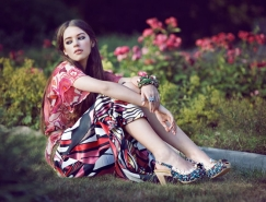 Joanna Kustra时尚肖像摄影作品欣赏