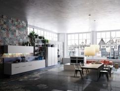7个创意Loft空间设计欣赏