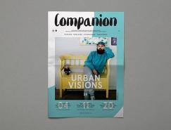 Companion雜誌版式設計欣賞