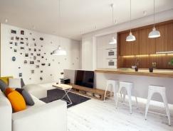 有趣的皇冠新2网元素:2个舒适温馨的阳光公寓皇冠新2网
