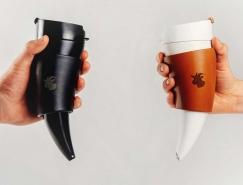 desnahemisfera:澳门金沙网站羊角咖啡杯