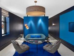 纽约The William酒店空间设计