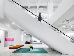 红牛(Red Bull)纽约办公室设计