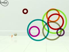 30个使用圆形元素的网页设计欣赏