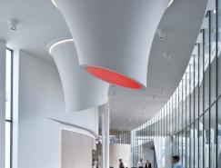 Alcatel-Lucent(阿尔卡特-朗讯)米兰总部办公空间设计