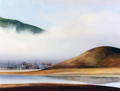 Michael Gregory写实风格风景画欣赏