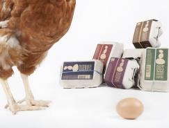 ous emporda鸡蛋包装设计