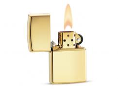 逼真的金色打火机矢量素材