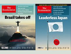《经济学人》杂志封面澳门金沙真人欣赏