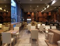 米兰Basara寿司餐厅设计