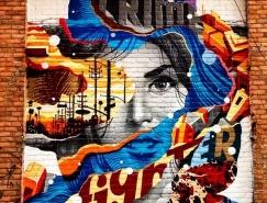 25个漂亮的街头艺术和涂鸦365bet