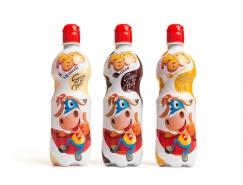 MooGoo牛奶饮料包装365bet案例