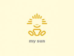 标志澳门金沙真人元素运用实例:婴儿(二)