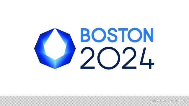 波士顿申办2024年奥运会标识亮相