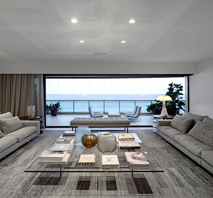 巴西Barra面朝大海的豪宅欣赏