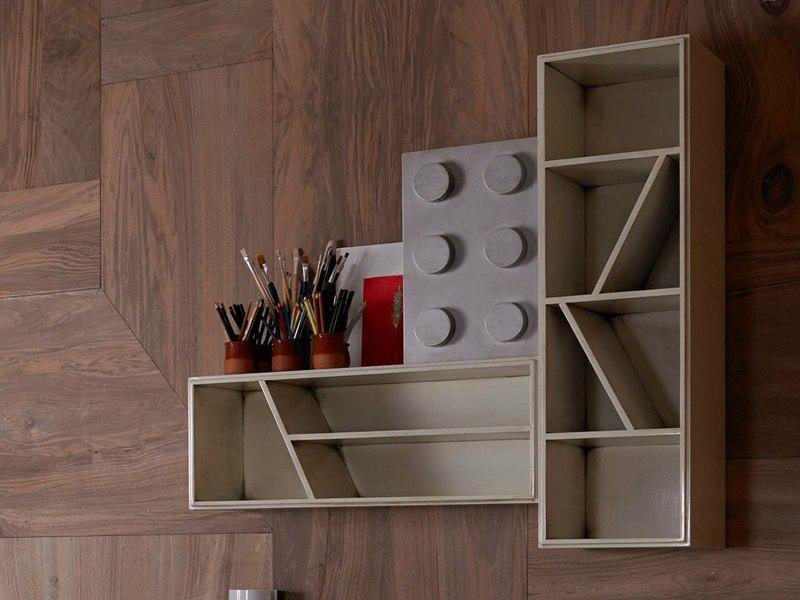 家具创意积木风格儿童房家具设计