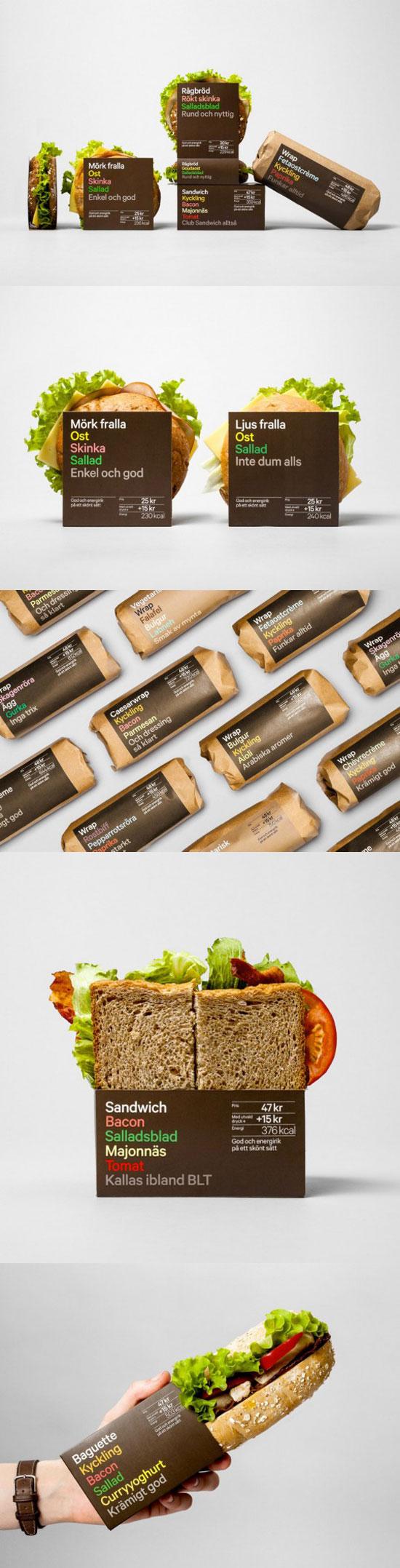 43个国外食品包装设计欣赏