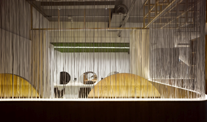 台北PRIM4发廊空间设计