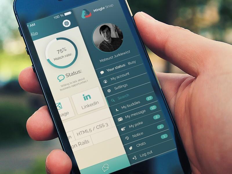 36个手机APP界面UI设计欣赏