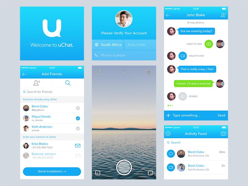 36个手机app界面ui设计欣赏(2)