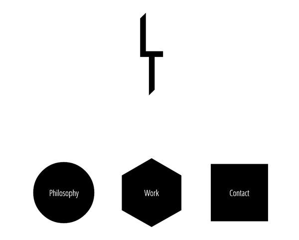 45个极简网站设计欣赏(2)