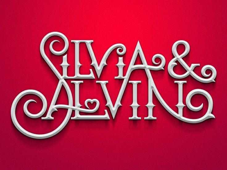 2014年国外优秀字体设计作品欣赏(4)