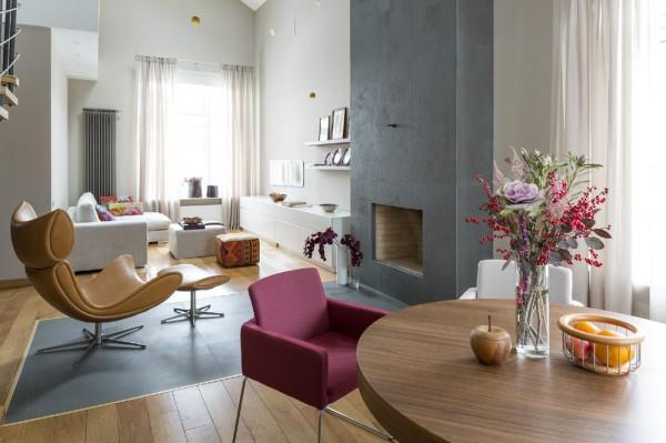 2个现代精致的公寓设计欣赏