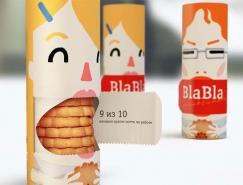 <b>43個國外食品包裝設計欣賞</b>