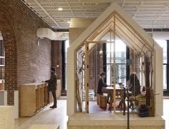Airbnb波特兰办公室设计