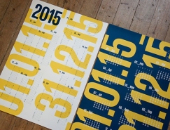 60款2015年日历设计欣赏