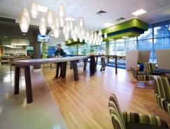 Microsoft悉尼办公室空间设计