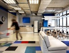 保加利亚SiteGround办公室空间设计
