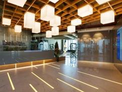 Deloitte土耳其总部办公空间设计