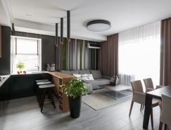 乌克兰现代舒适的住宅设计欣赏