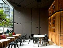 巴塞罗那轻松时尚的Barton餐厅装修皇冠新2网