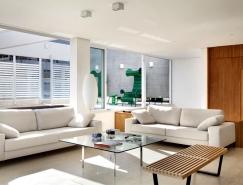 巴西现代豪华的复式顶层豪宅欣赏