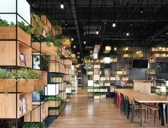 北京Home模块化绿色咖啡馆