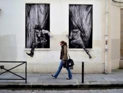 Charles Leval街头涂鸦艺术作品