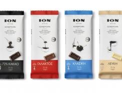 ION黑巧克力包装设计