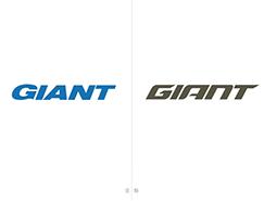 捷安特高端公路车更换Logo
