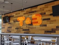 餐饮品牌Toast & Bacon形象VI设计欣赏
