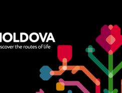 摩尔多瓦发布全新的旅游品牌LOGO